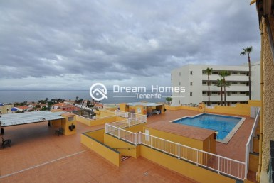 Modern Studio Terraced Apartment with Fantastic Views Views Real Estate Dream Homes Tenerife