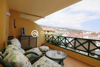 Newly Renovated One-Bedroom Terraced Apartment with Amazing Views in Guia de Isora Terrace Real Estate Dream Homes Tenerife