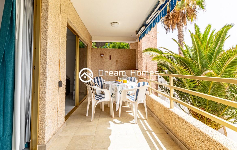 Atlantic Pearl Apartment Terrace Real Estate Dream Homes Tenerife