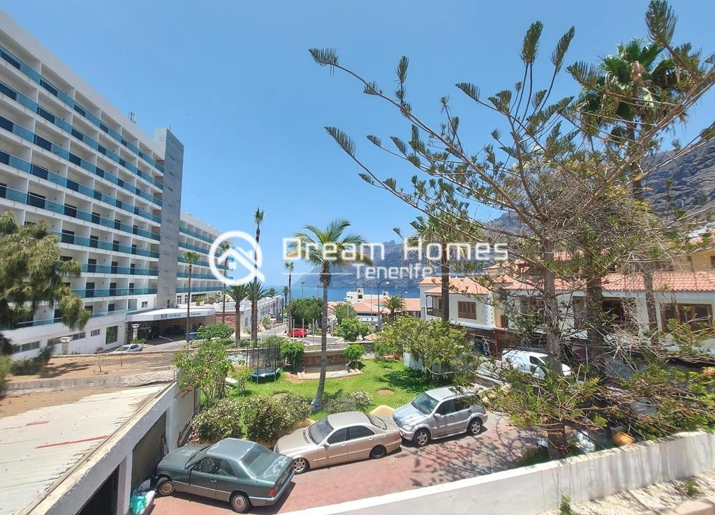 Spectacular Three Bedroom Townhouse with Oceanview and Pool Views Real Estate Dream Homes Tenerife