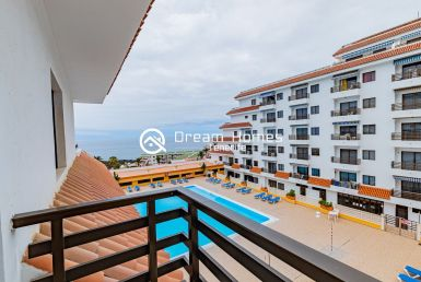 Two Bedroom Apartment in Front of the Beach Pool Real Estate Dream Homes Tenerife