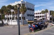 Charleston carraige tour