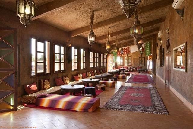 Бар Kasbah Hotel Tombouctou