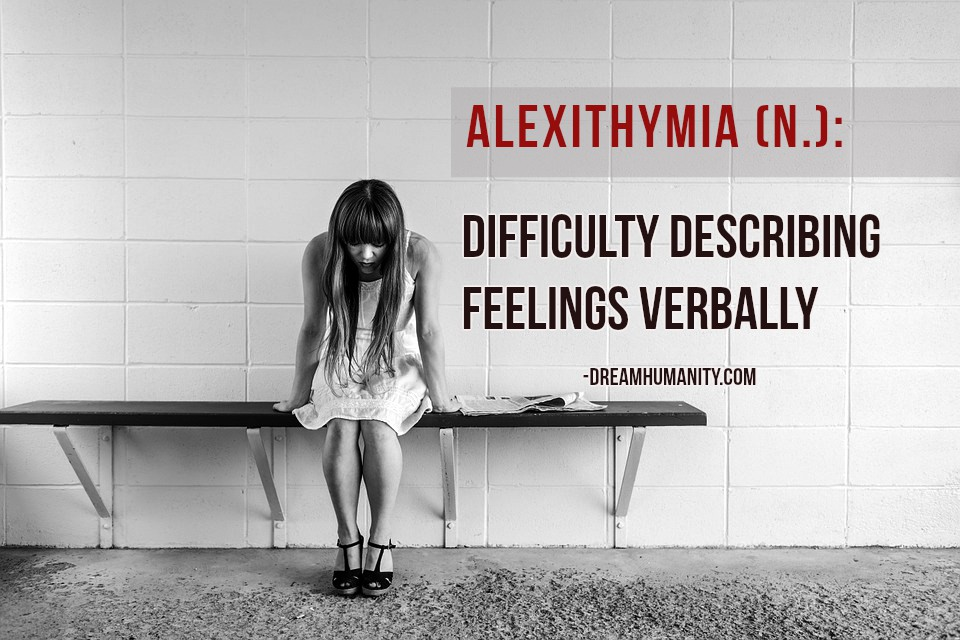 Alexithymia: Are You Emotionally Blind Too?