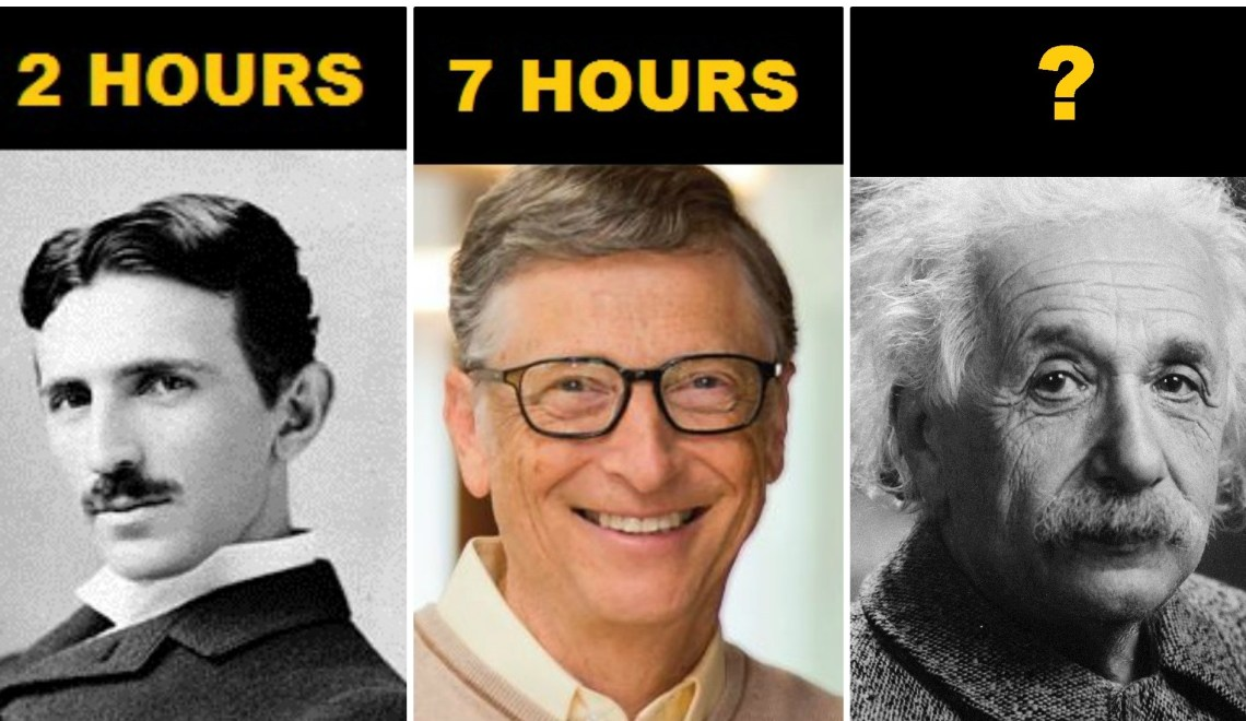 How Many Hours Do Successful People Sleep?