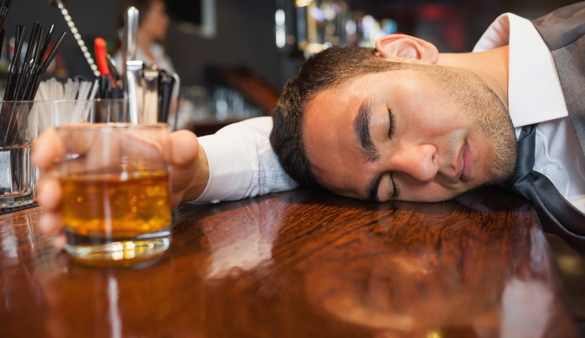This Is What Your Zodiac Sign Says About The Drunk You