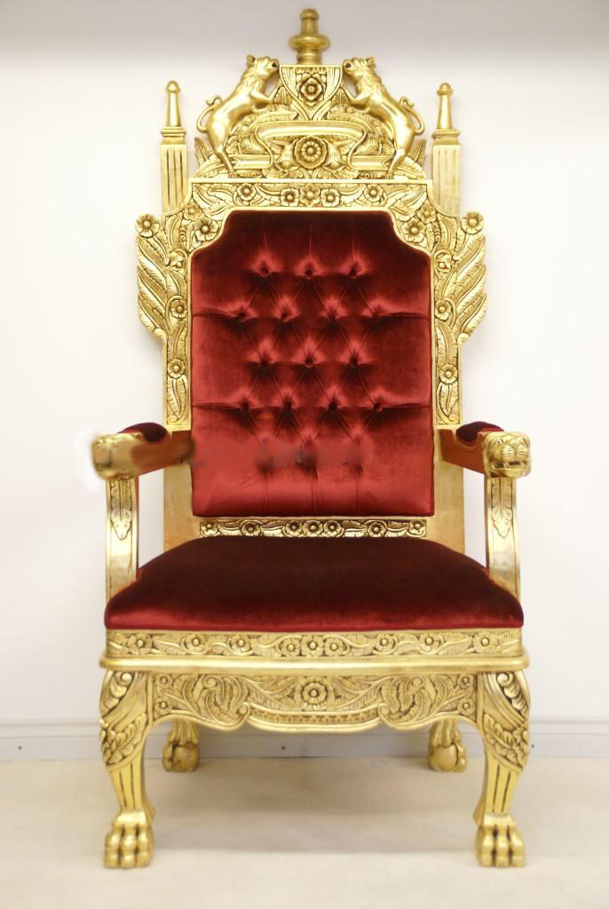 The meaning and symbolism of the word  Throne