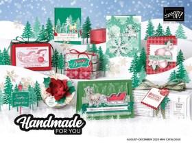 August - December 2020 Mini Catalogue