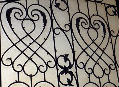 Gate detail 11 r