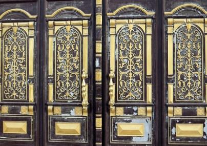 Gate detail 18 r