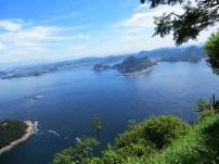 View towards Niteroi