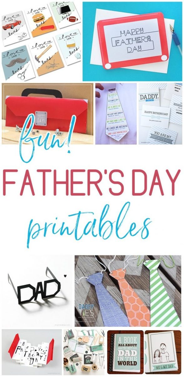 This is an image of Effortless Printable Fathers Day Crafts