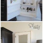 Easy Inexpensive Do It Yourself Ways To Organize And Decorate Your Bathroom And Vanity The Best Diy Space Saving Projects And Organizing Ideas On A Budget Dreaming In Diy