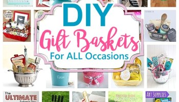 The best do it yourself gifts fun clever and unique diy craft do it yourself gift basket ideas for any and all occasions solutioingenieria Image collections