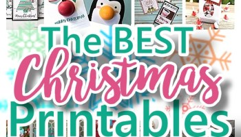 Do it yourself gift basket ideas for any and all occasions the best free christmas printables gift tags holiday greeting cards gift card holders solutioingenieria Choice Image