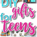 The Best Diy Gifts For Teens Tweens And Best Friends Easy Unique And Cheap Handmade Christmas Or Birthday Present Ideas To Make For You And Your Bffs Dreaming In Diy
