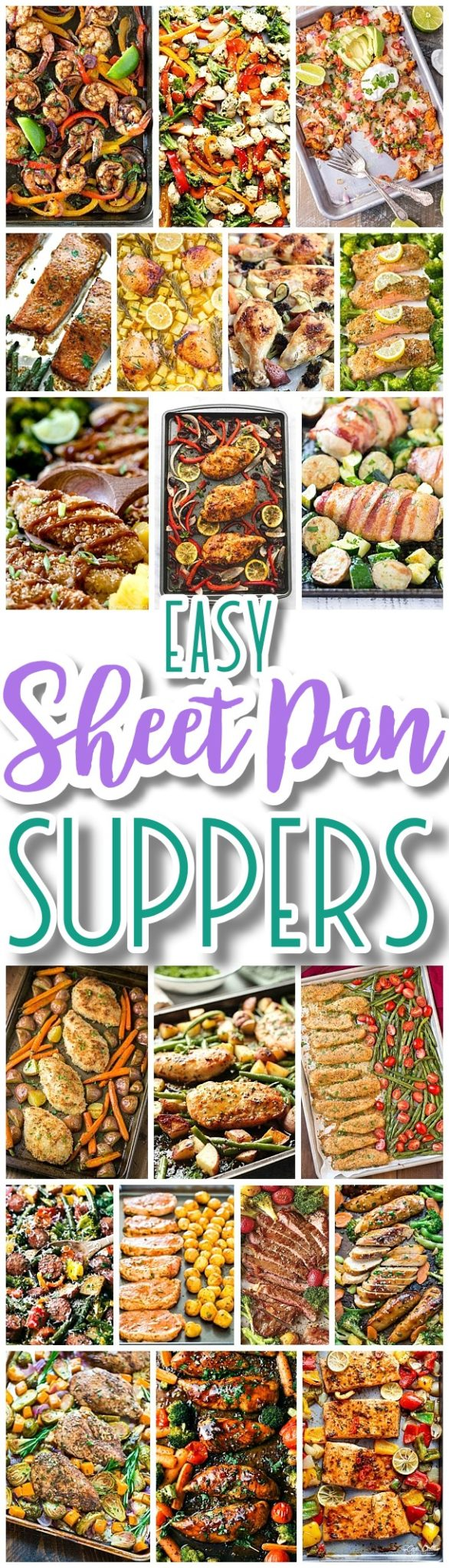 Quick and easy suppers recipes