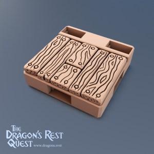 Dungeon Floor Tile (Plank)