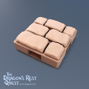 Dungeon Floor Tile (Stone Medium)