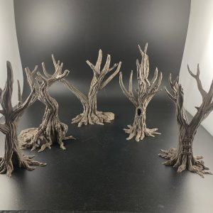 Tree Trunk Set