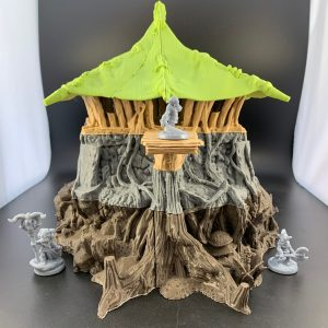 Goblin Swamp House