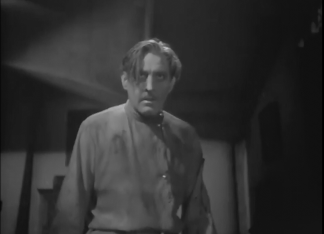 Barrymore fighting