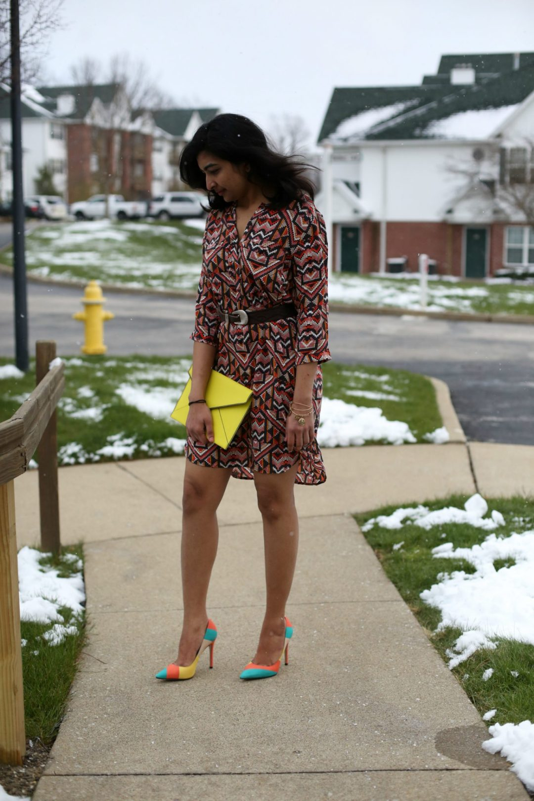 2-ways-to-style-your-shirt-dress-bohemian