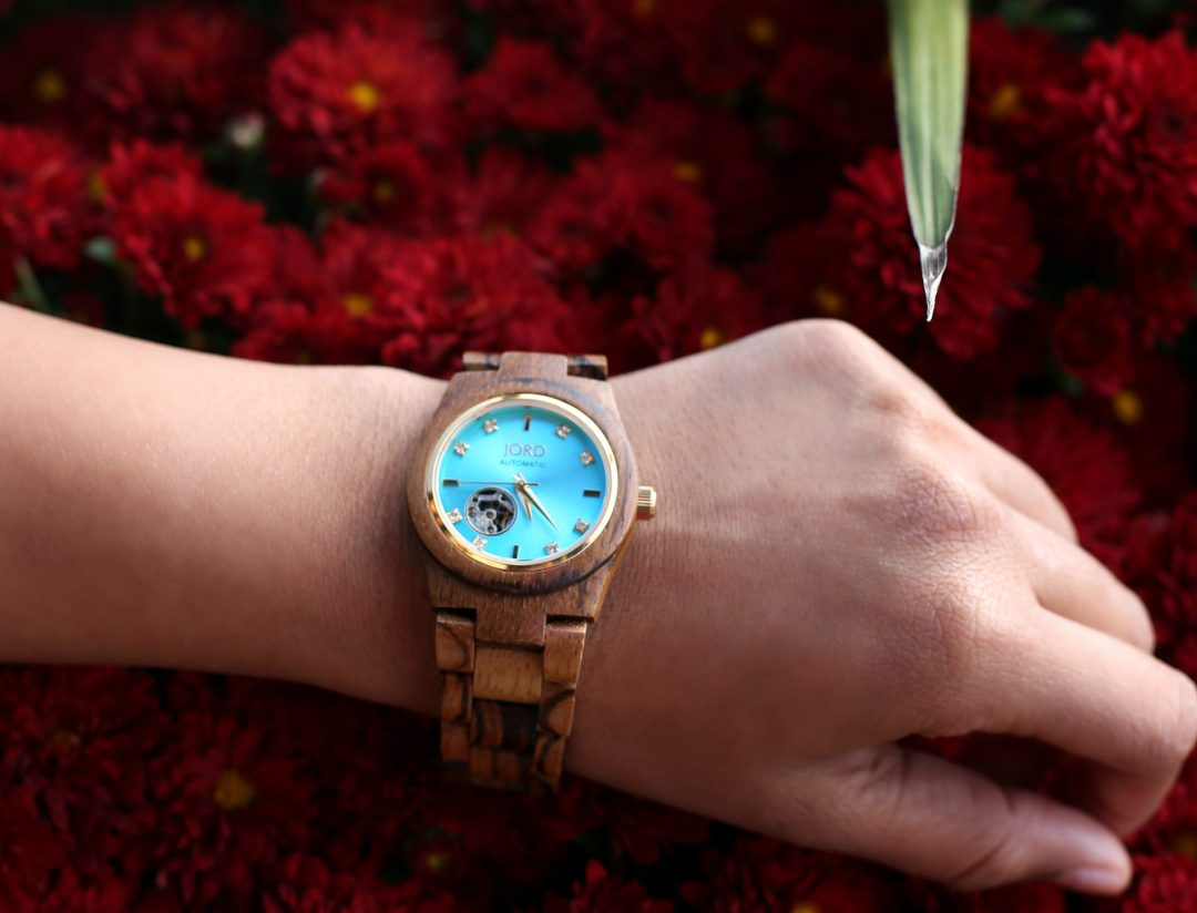 jord-cora-turquoise-dial-watch