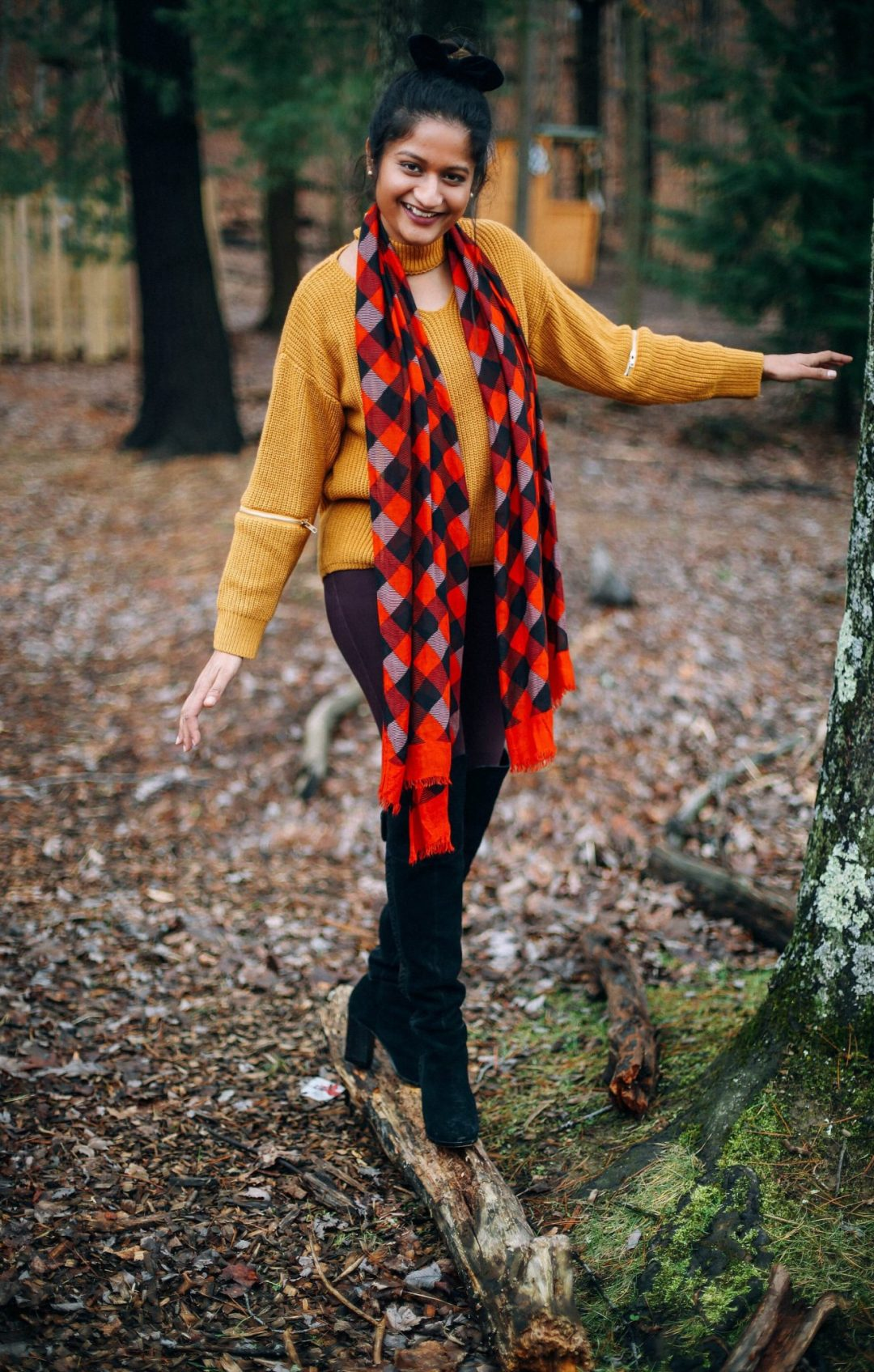 veera-bradley-plaid-silk-scarf