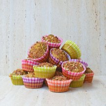 Coconutty Muffins