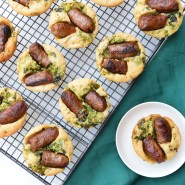 toad-in-a-hole muffins