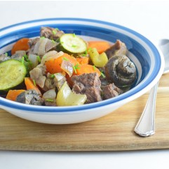 The Cheapest Stew Ever, from Simplicious