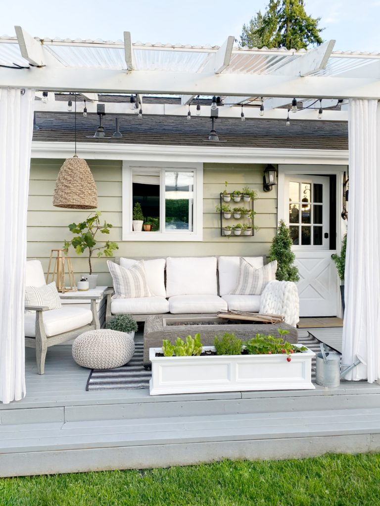 cover a pergola clear roof panels