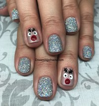 Christmas nails - Dreaming of nails