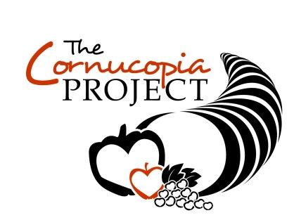 Two Color version of The Cornucopia Project Logo
