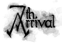 Logo for the band 7thArrival