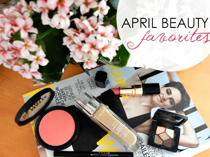 march-beauty-makeup-favorites