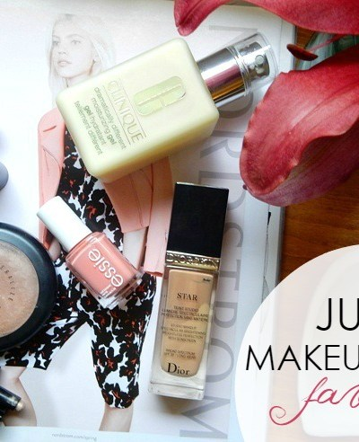 Beauty: June Makeup + Life Favorites!