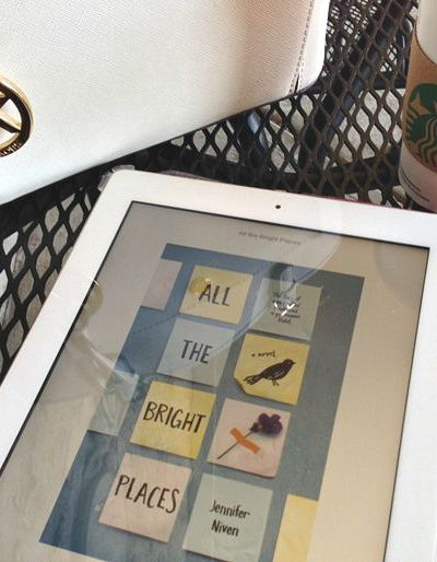 Books: Fans of John Green will Love 'All the Bright Places'
