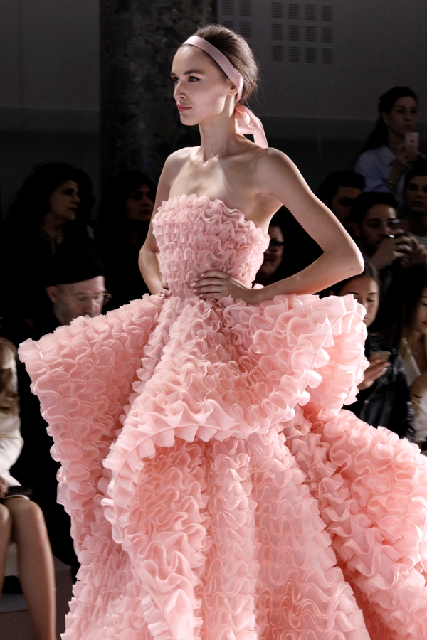 Making of Ralph & Russo Spring 2016 Couture