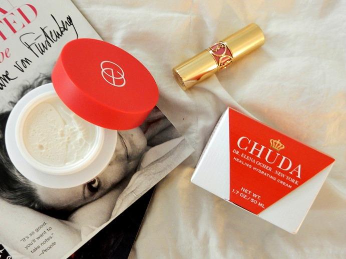 Skincare: Chuda 'Healing Hydrating' Face Cream Review