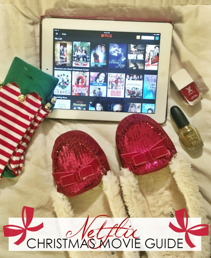Netflix Christmas Movie Guide - Dream in Lace