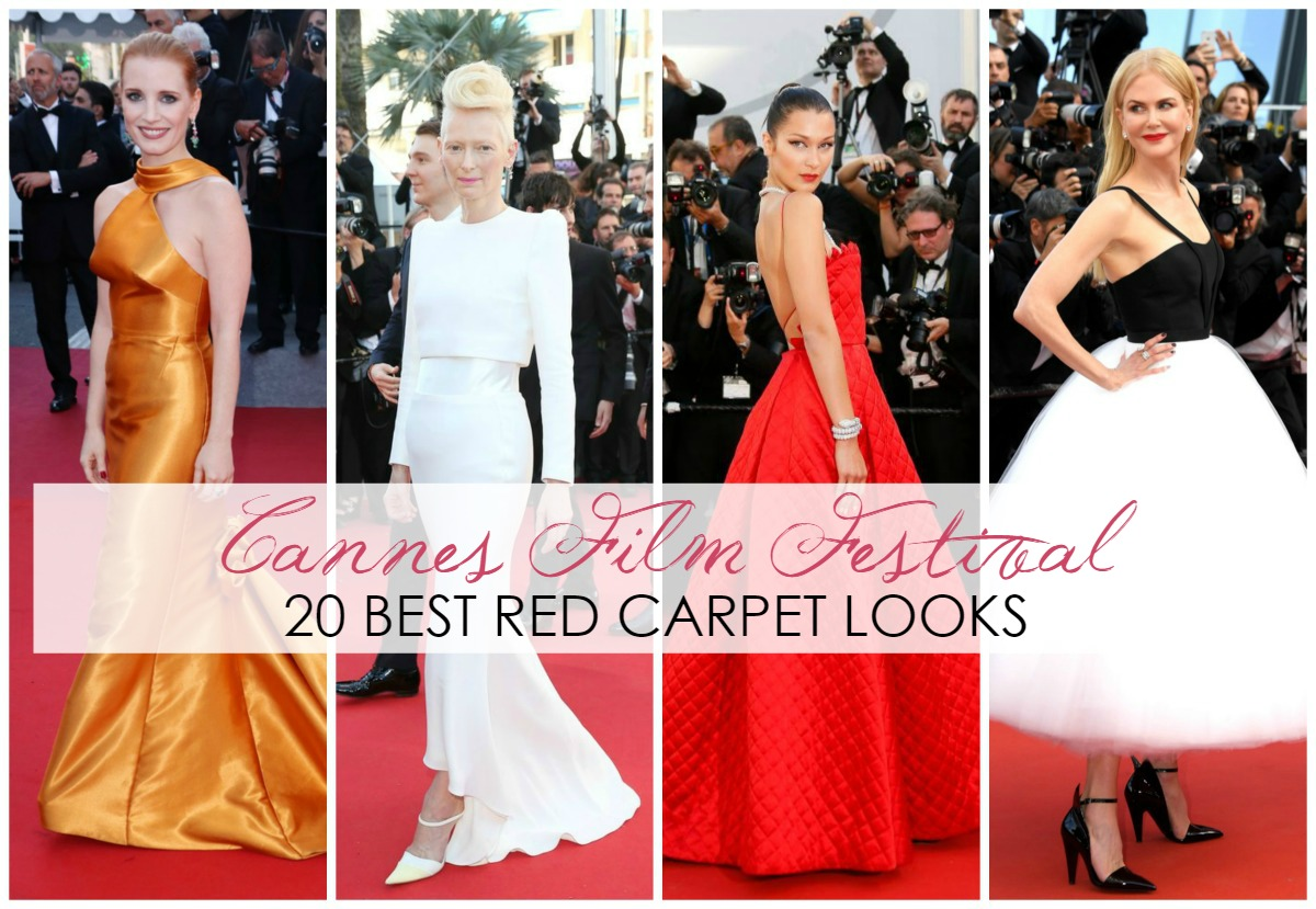 20 Best Cannes 2017 Red Carpet Looks I DreaminLace.com