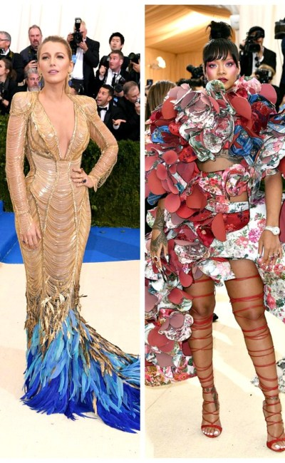 The Good & the BAD! What All the Stars Wore on the 2017 Met Gala Red Carpet