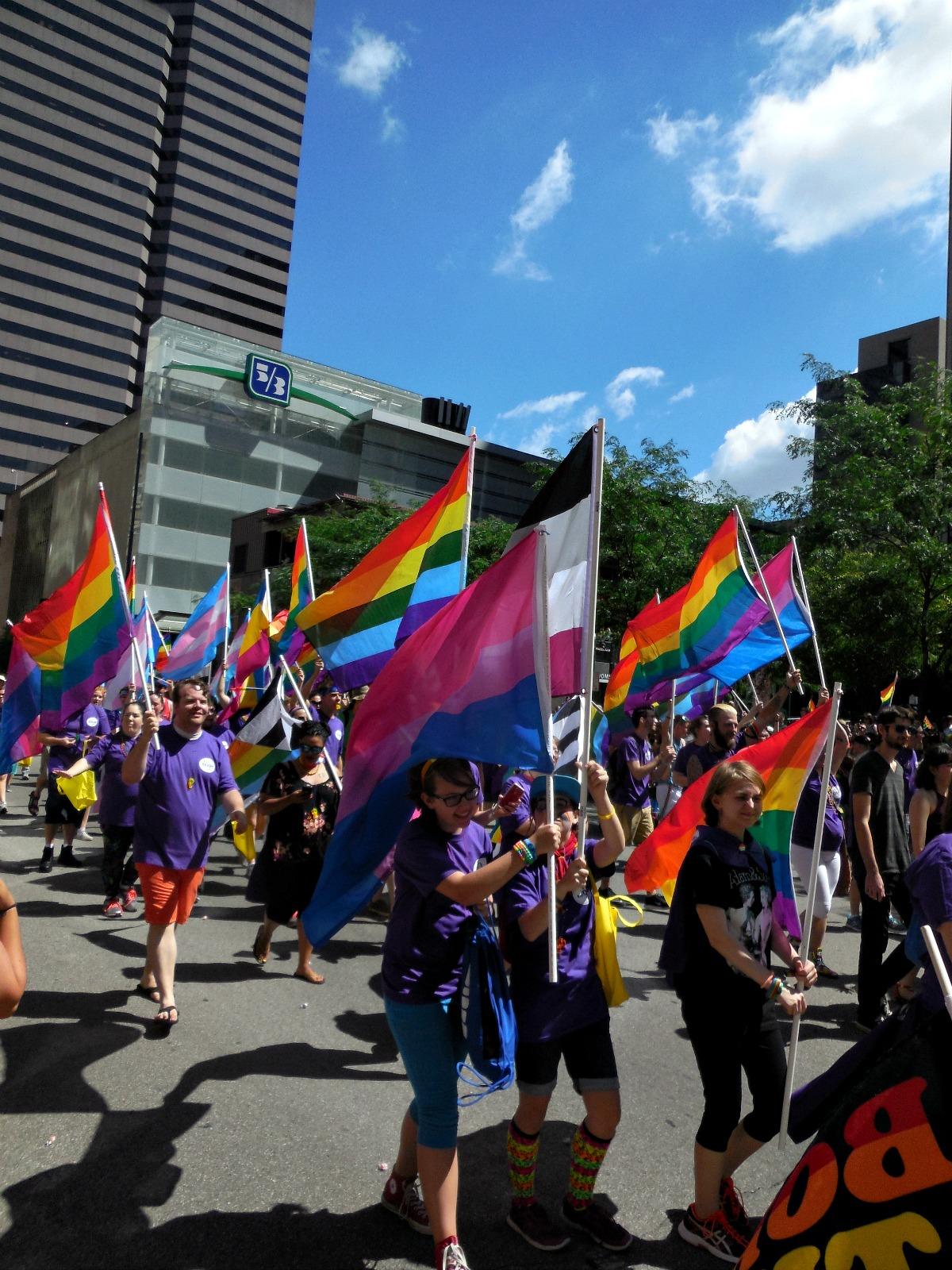 Cincinnati Pride Parade 2017 I Dream in Lace