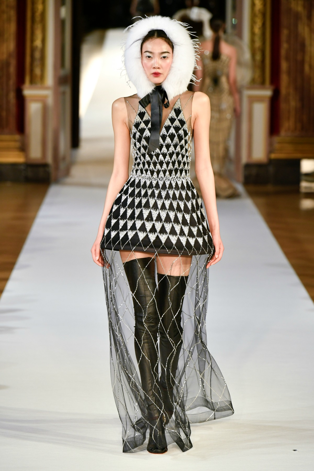 Yanina Couture Fall 2017 Collection I Paris Fashion Week