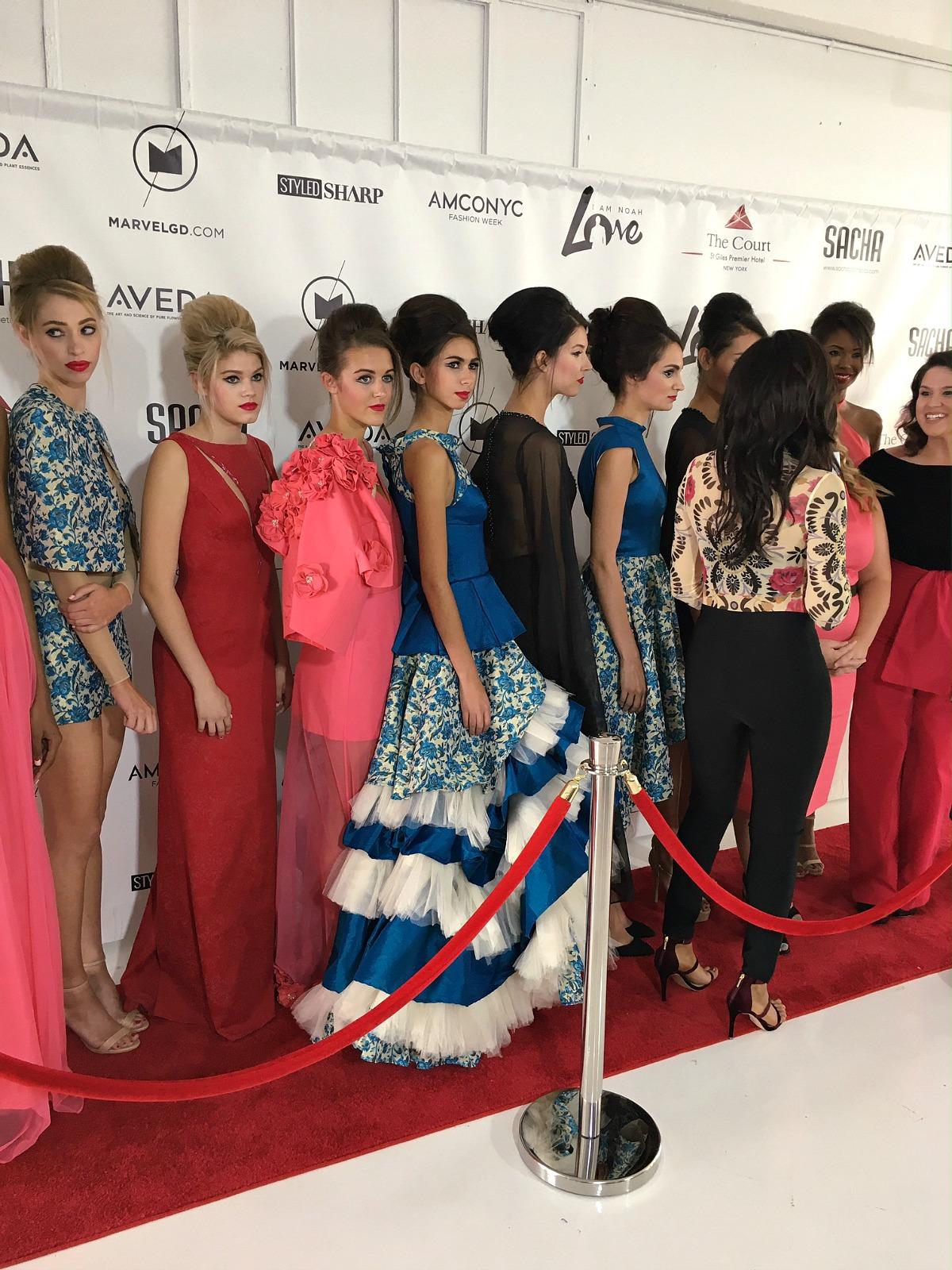 New York Fashion Week Diary : Maj Designs Spring 2018 Collection