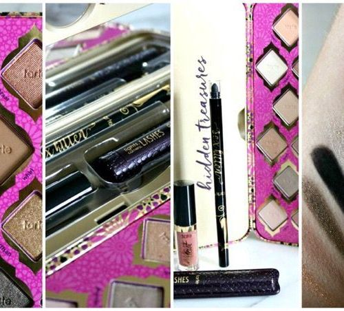 Best of 2017: Tarte Holiday Treasure Box Gift Set Review