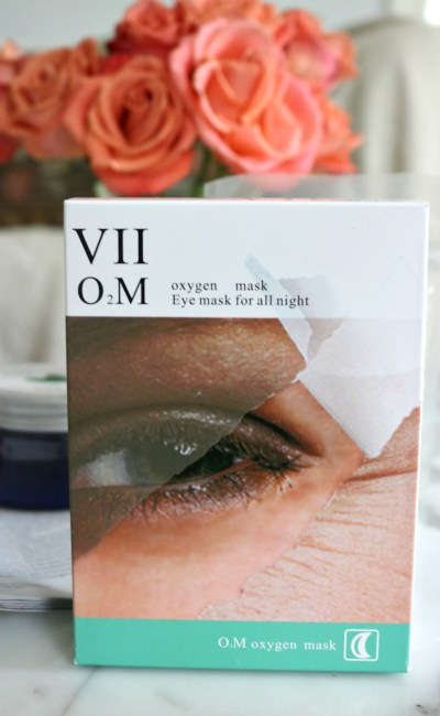 Relieve Tired Eyes with Overnight Eye Masks