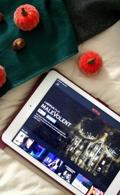 Netflix Halloween Picks to Put On Your 'List'